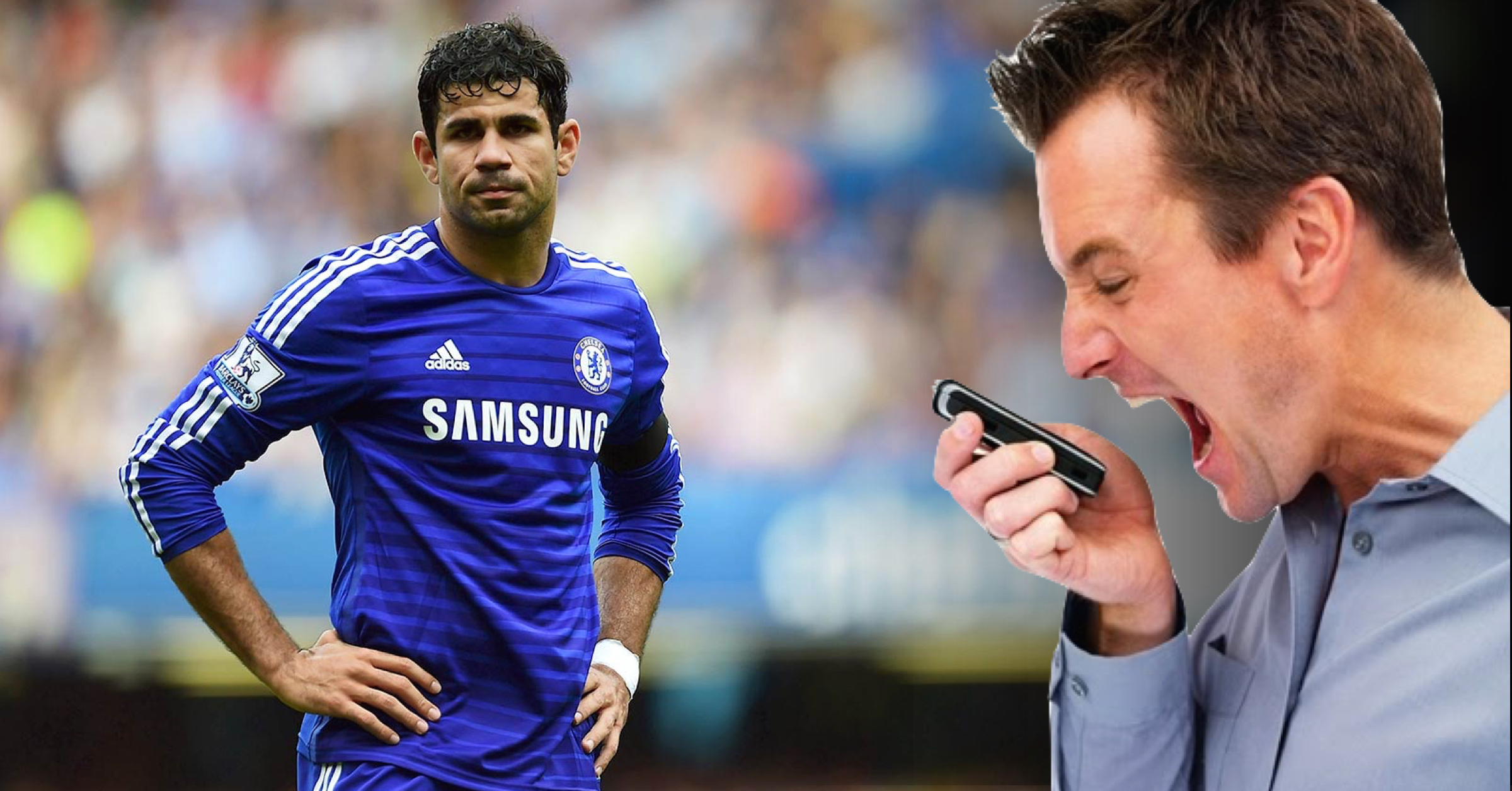 AUDIO: Chelsea Fan Goes To Town On Diego Costa In Furious Talk Show Tirade