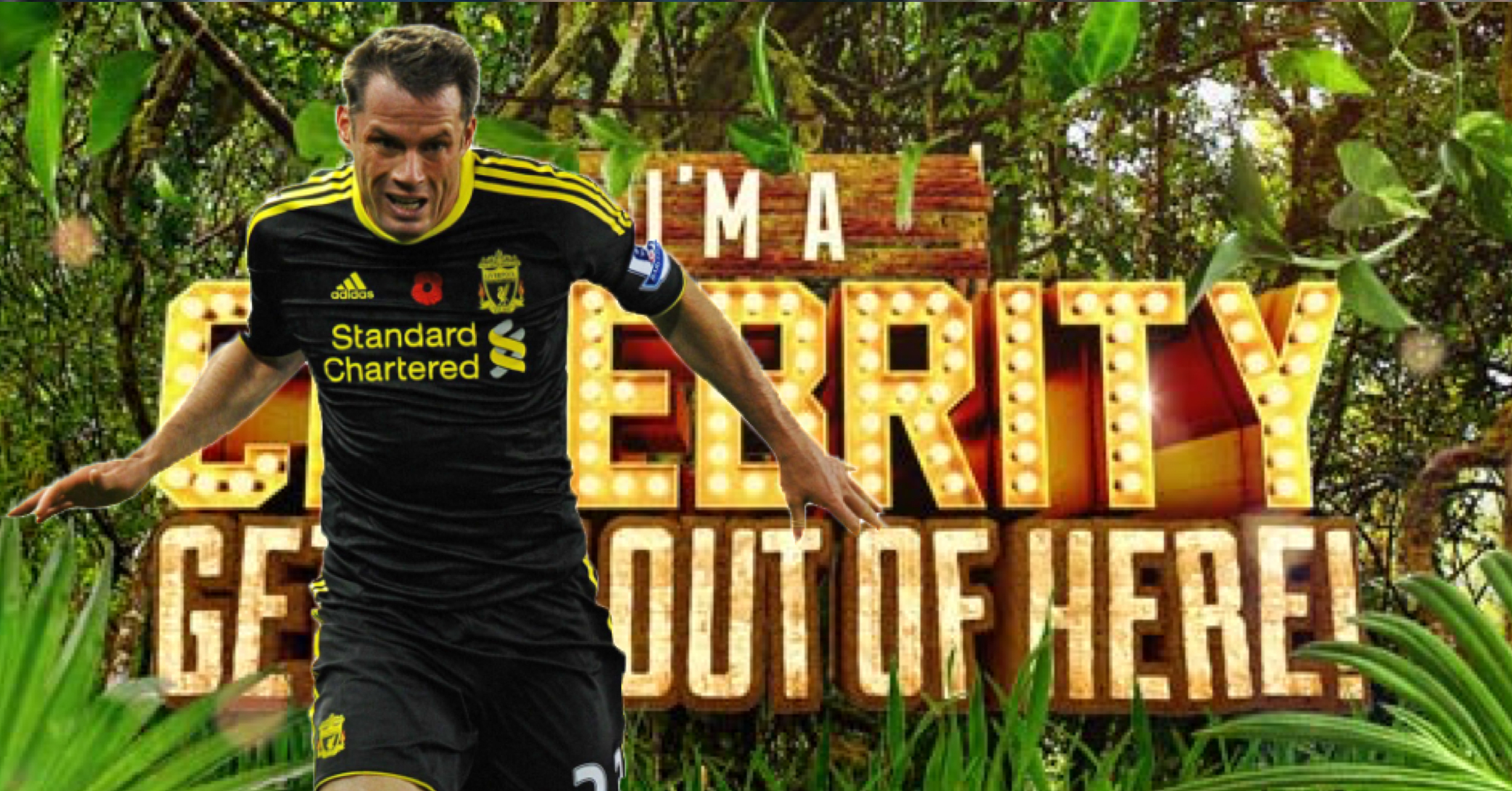 Jamie Carragher Offered Place On 'I'm A Celebrity Get Me Out Of Here'