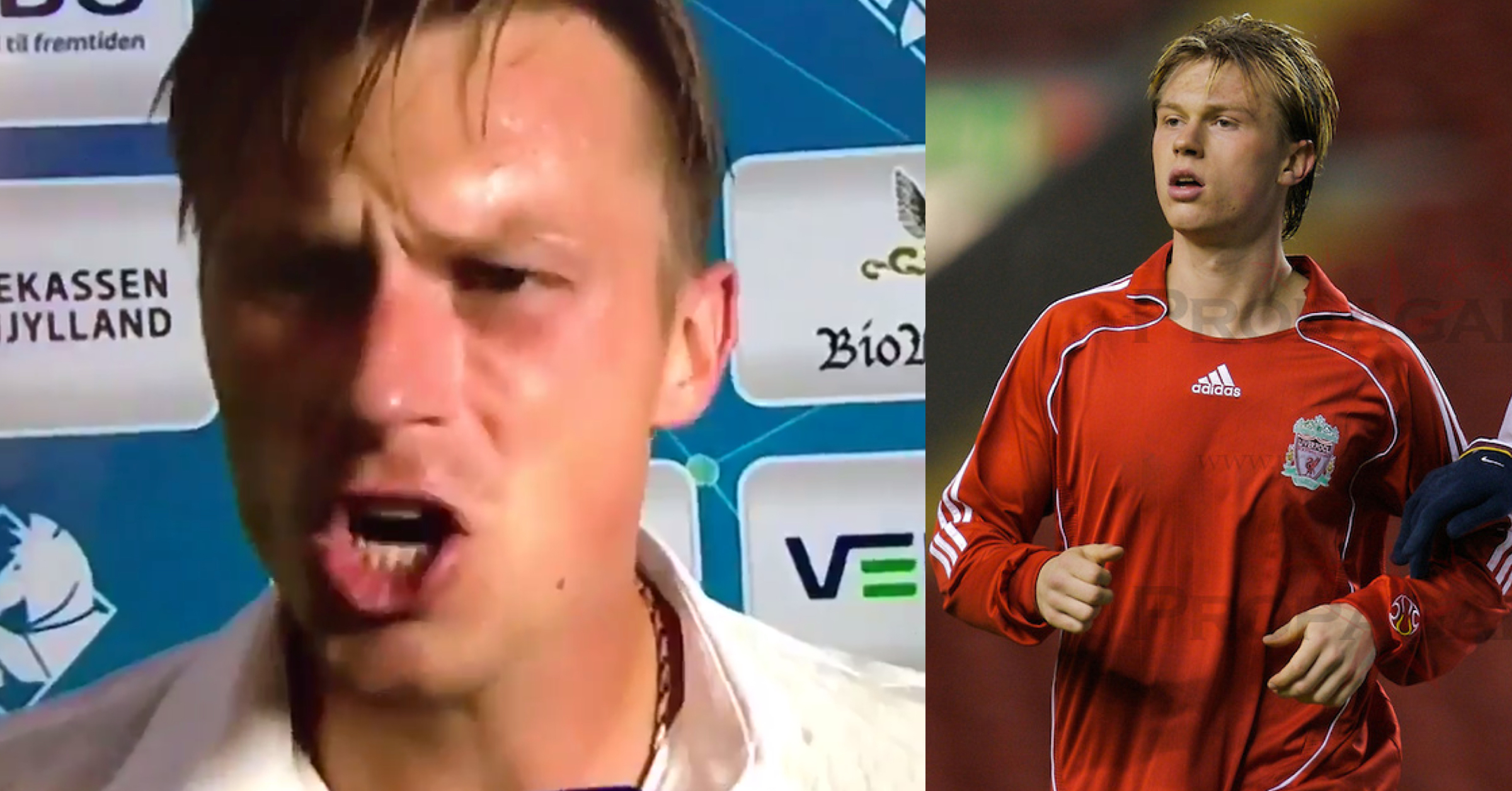 WATCH: Former Liverpool Player Loses His Mind In Explicit Explosive Post Match Rant