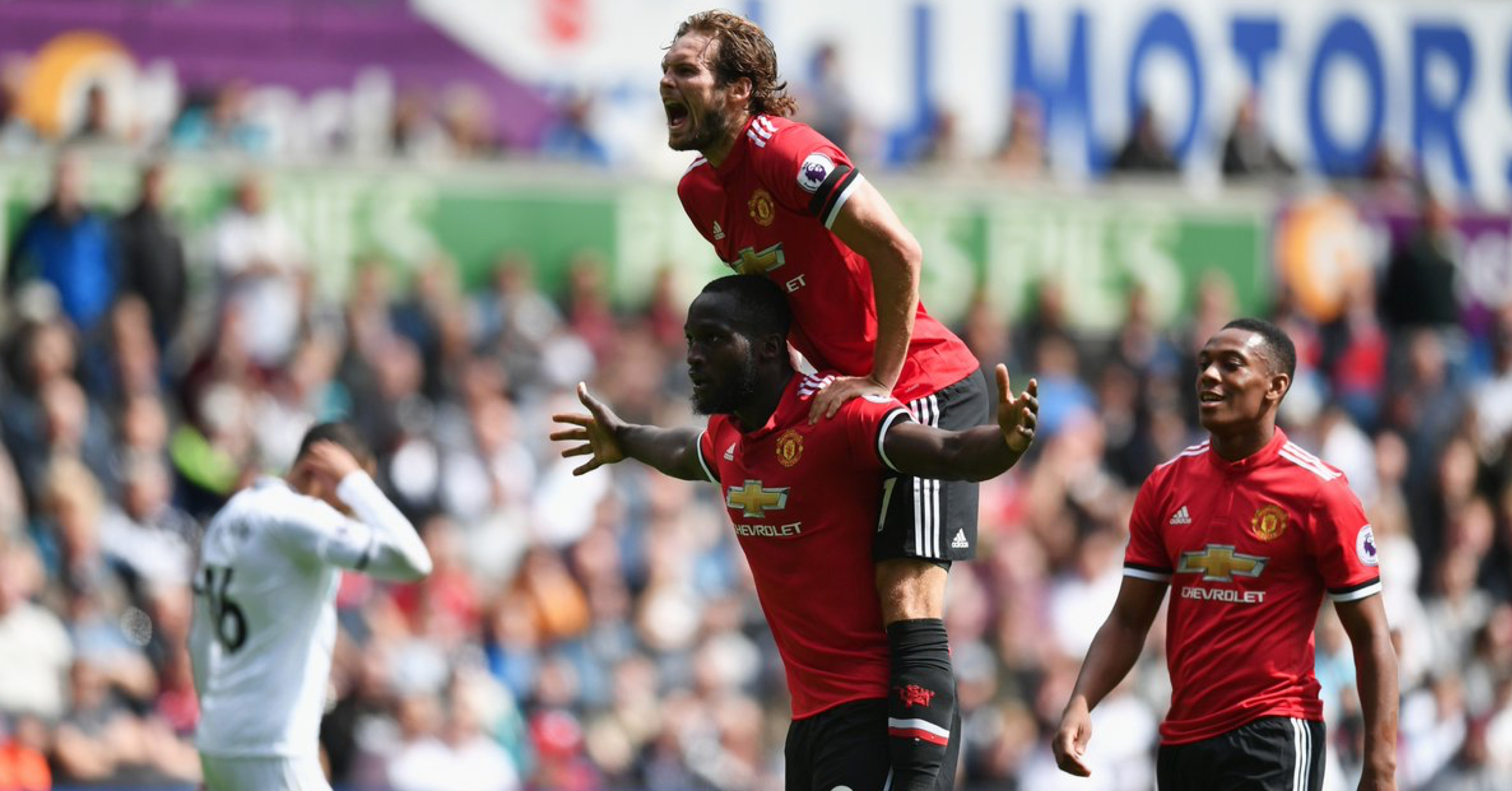 WATCH: Manchester United Score 3 Goals In 3 Minutes And 14 Seconds