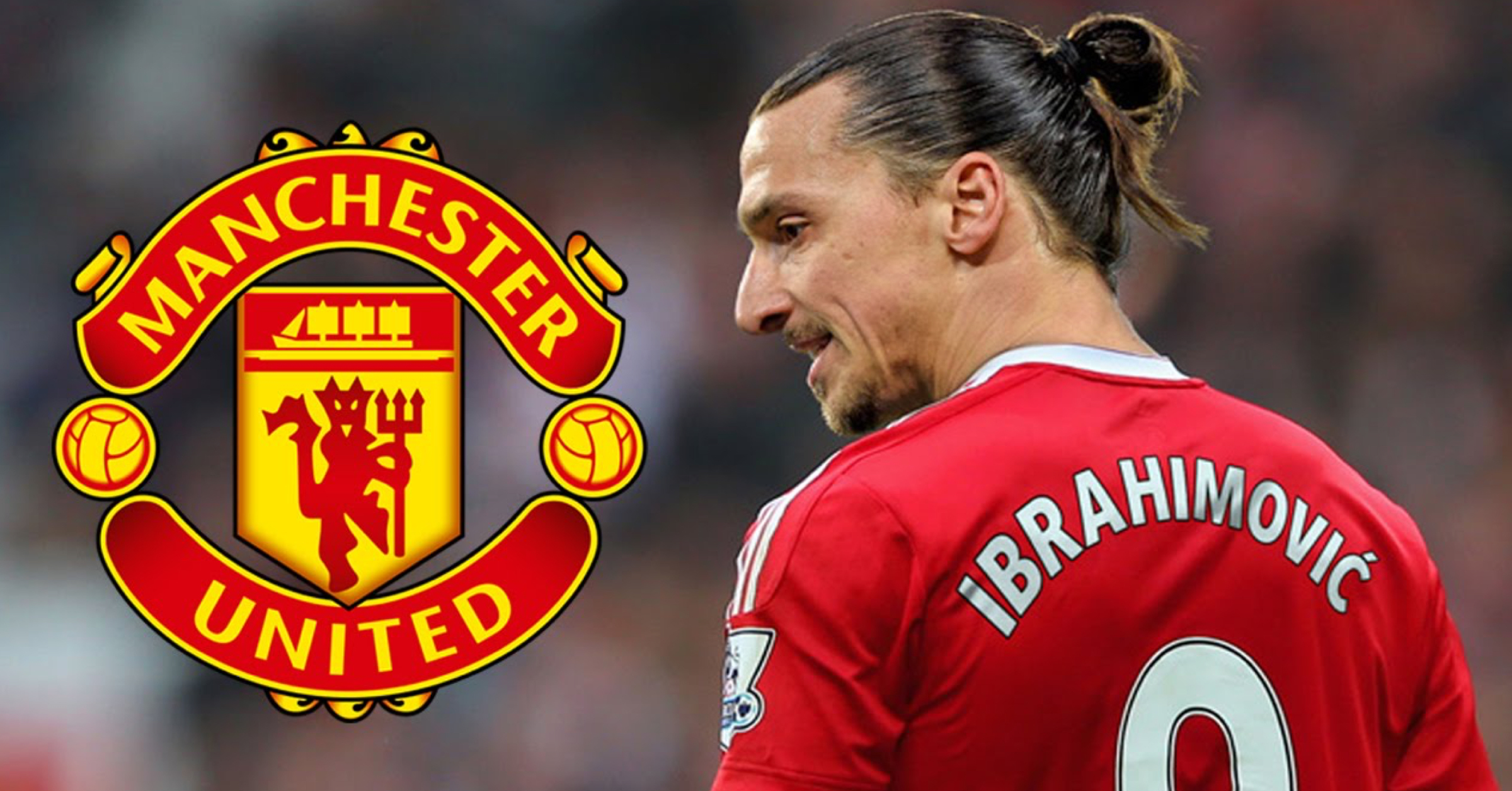 Zlatan Ibrahimovic Expected To Sign For Manchester United This Week