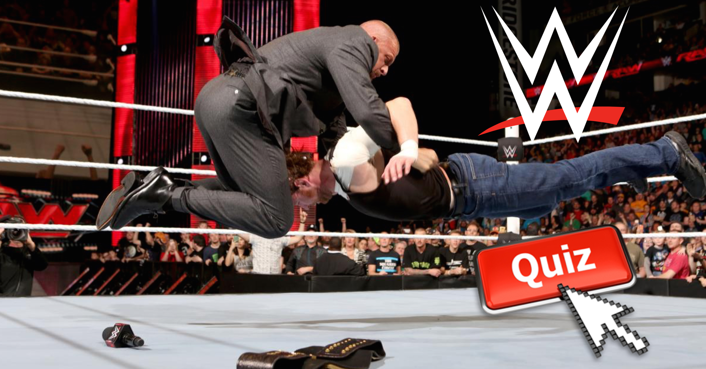 The Ultimate WWF/WWE Name The Wrestler By Finisher Quiz