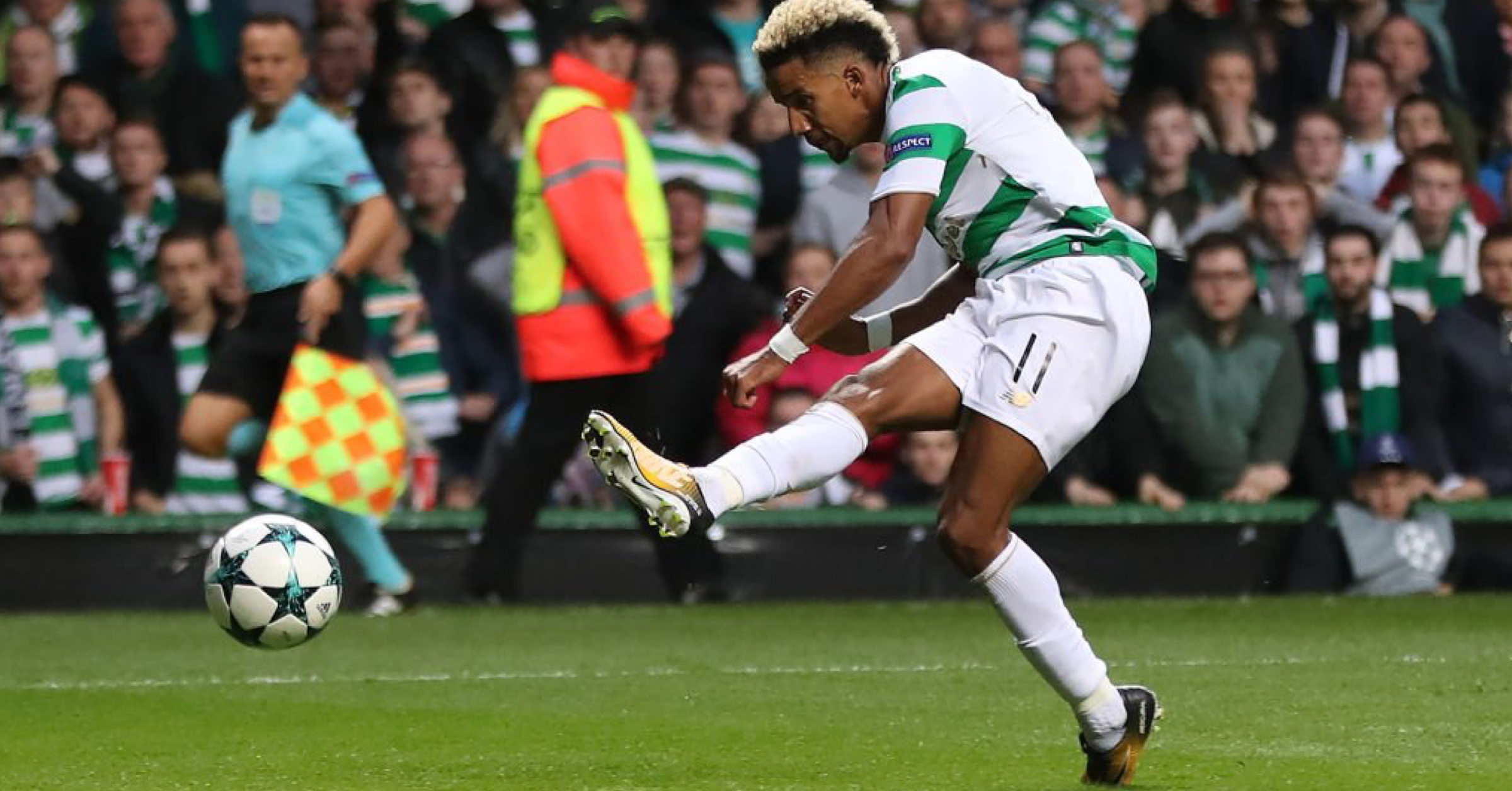 WATCH: Scott Sinclair Scores Amazing Curled Effort Against Astana