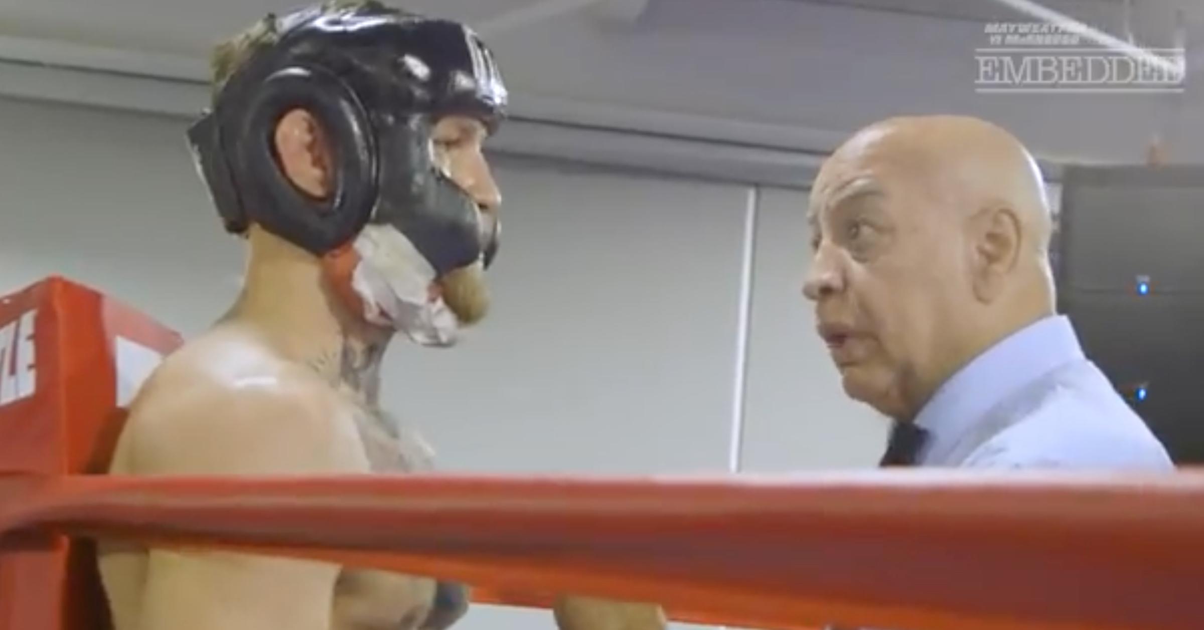 WATCH: Mayweather vs McGregor Embedded: Episode 2