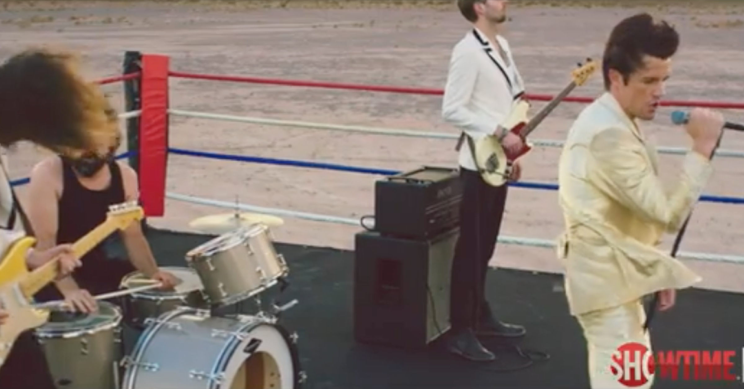 WATCH: The Killers Have Released A New Music Video Specifically For The Mayweather/McGregor Fight