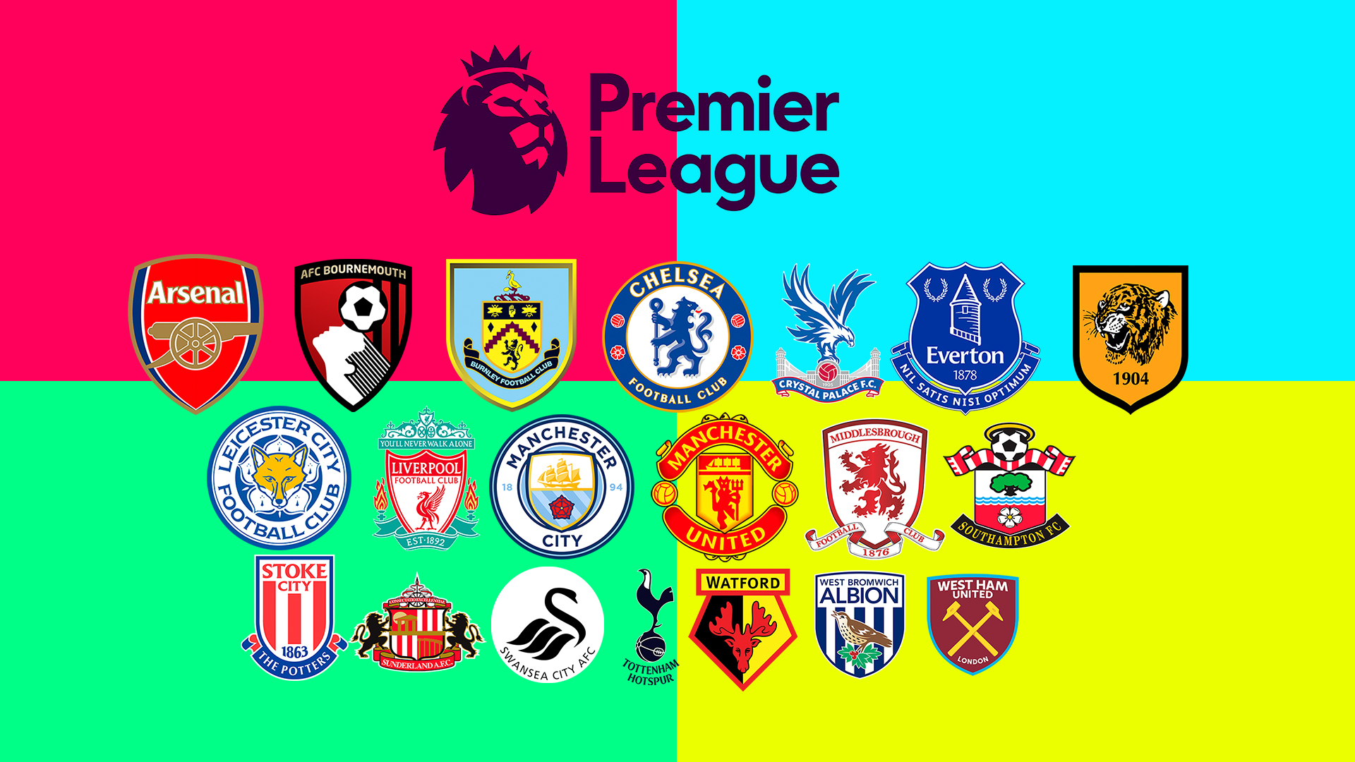 QUIZ: The Premier League Teams Nickname Quiz 2017-18