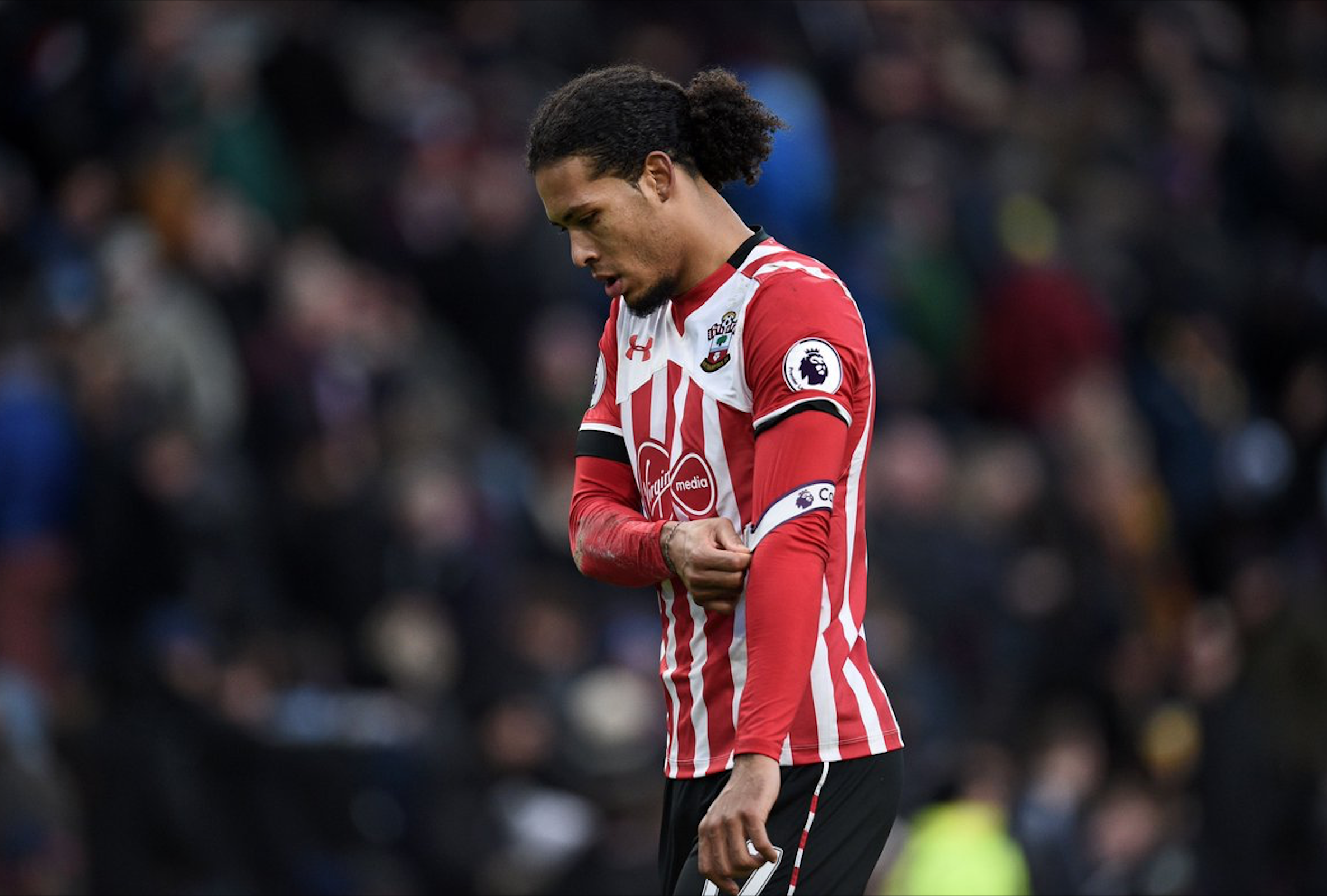 BREAKING: Virgil van Dijk To Leave Southampton FC