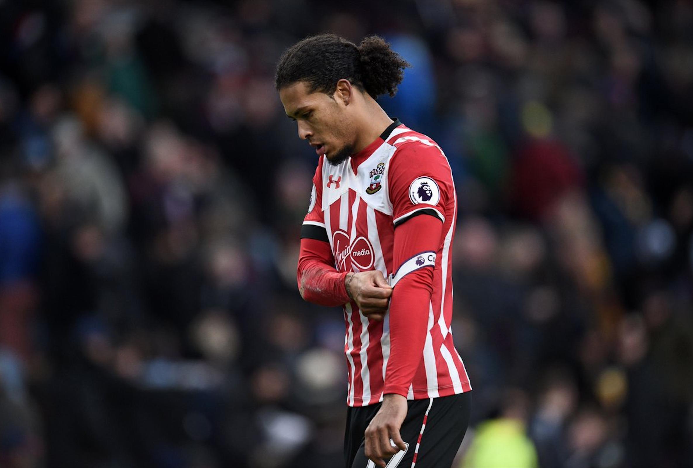 BREAKING: Virgil van Dijk To Leave Southampton FC