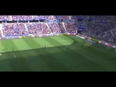 VIDEO: Nabil Fekir With A 50 Meter Goal, Nice!