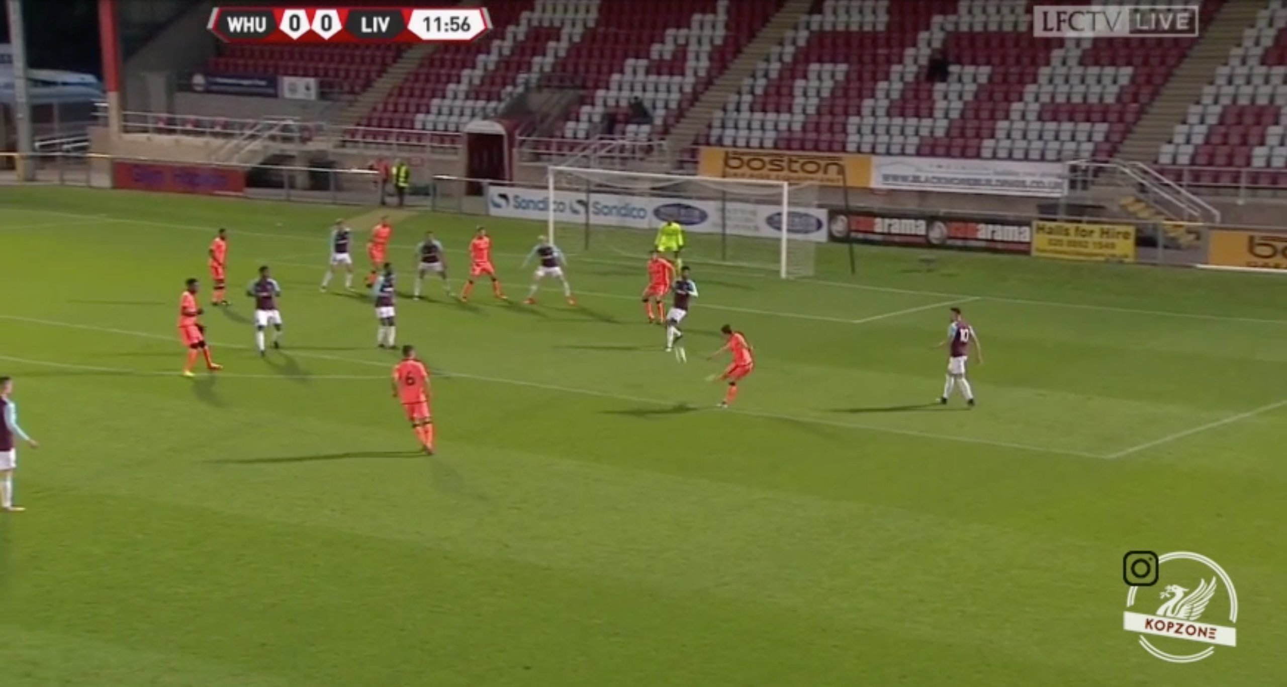 WATCH: Liverpool Youngster Harry Wilson Has Just Scored A Brilliant Brace For The U23s