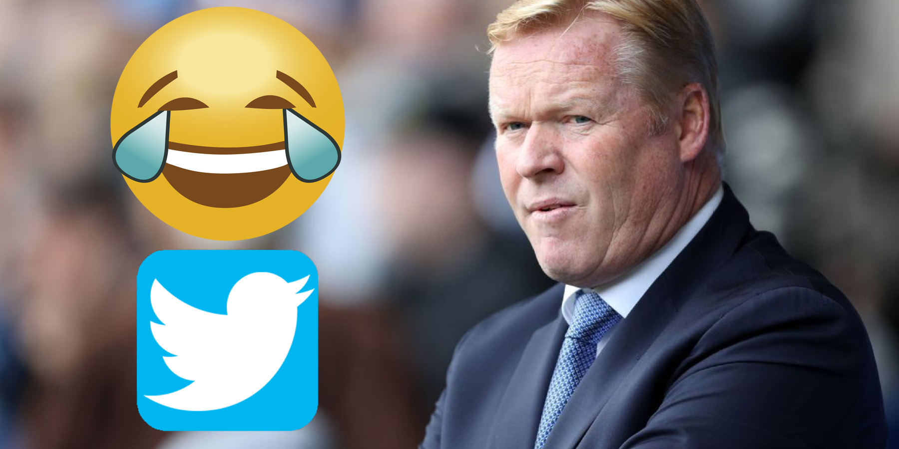 The Twitter Reaction To Ronald Koeman's Sacking Is All You Need To See Today