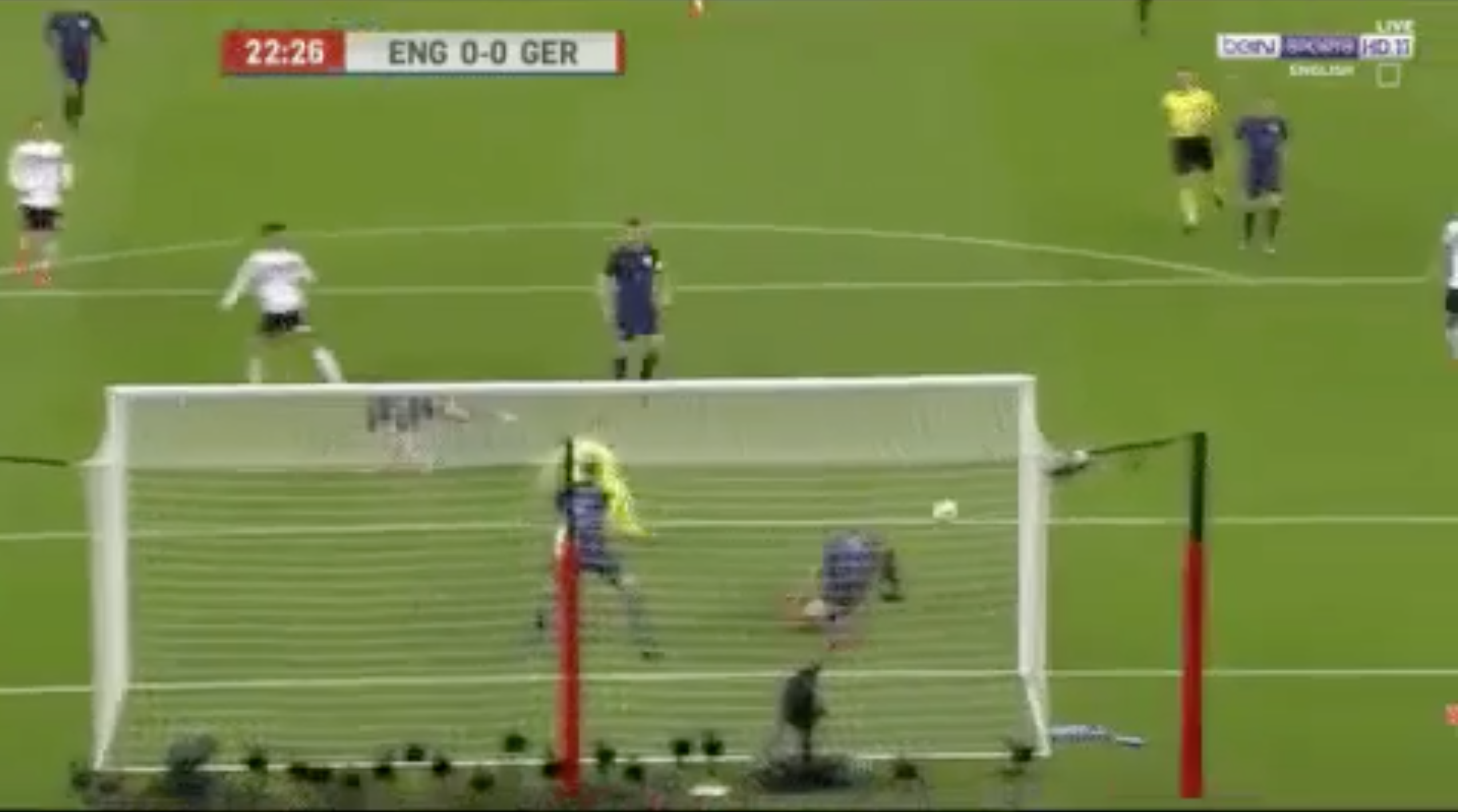 WATCH: Phil Jones With The Most Phil Jones Clearance Of All Time Off The Goal Line