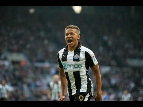 WATCH: Dwight Gayle Gives Newcastle the leads vs United