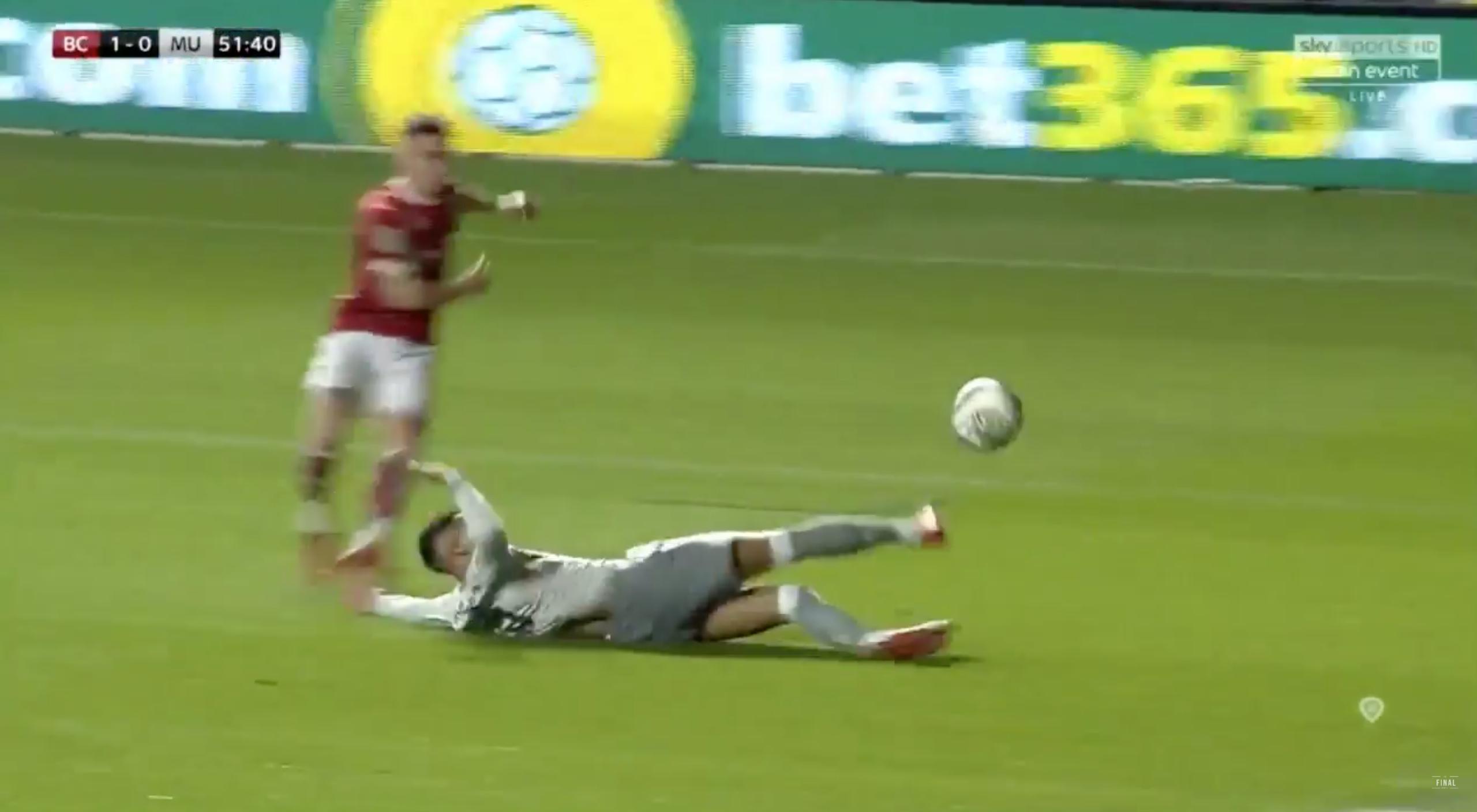 WATCH: Joe Bryan Has Just Scored An Absolute Banger Against Man Utd