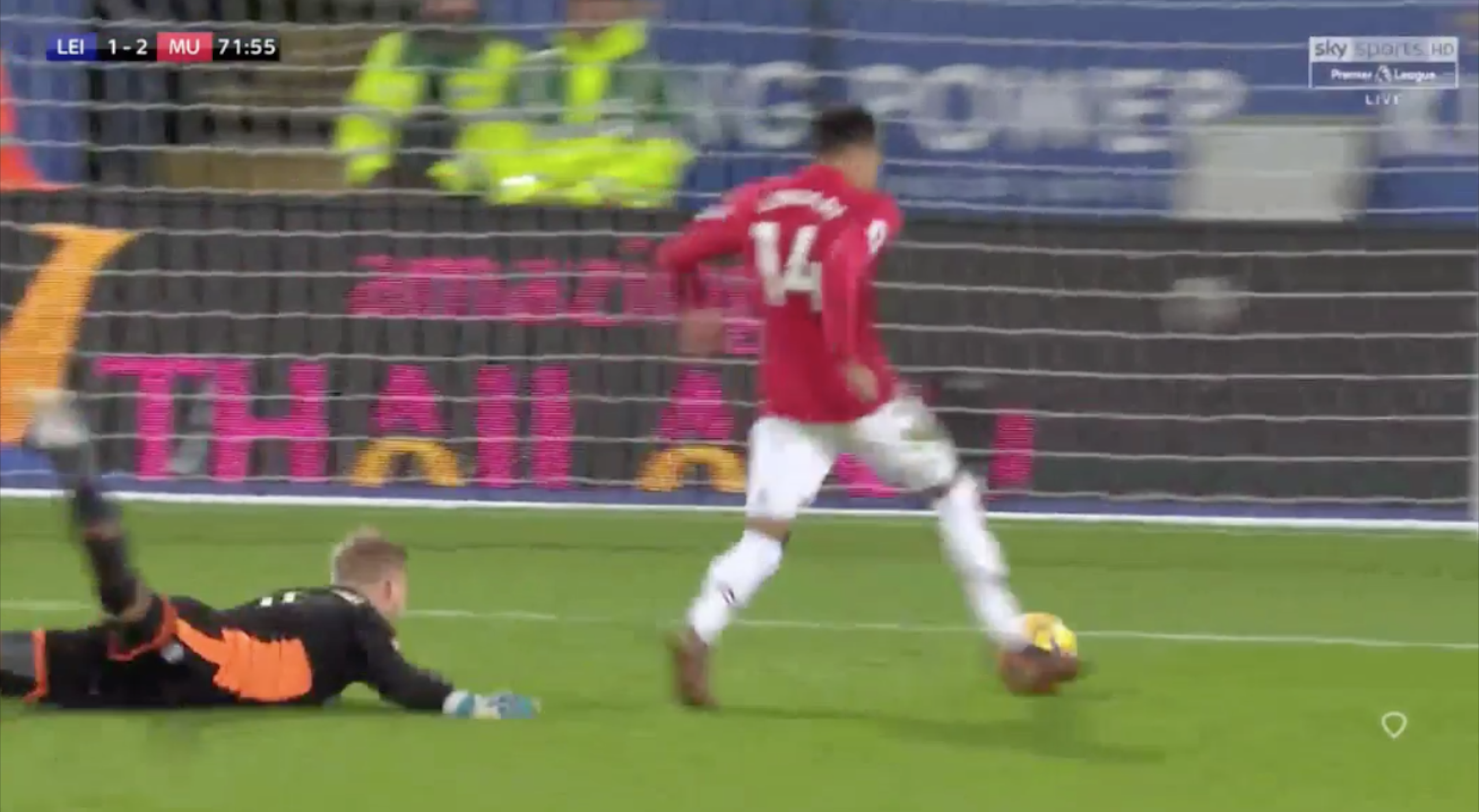 WATCH: Lingard With The Miss Of The Season