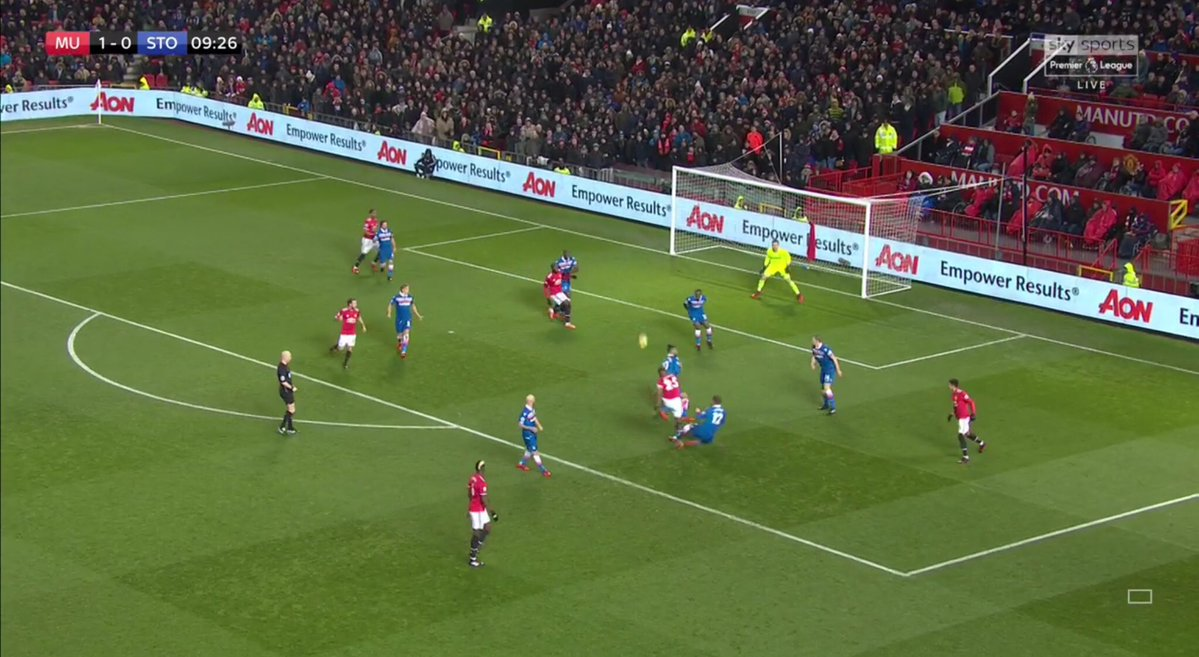 WATCH: Antonio Valencia Scores Absolute Peach With…Wait For It…His Left Leg!
