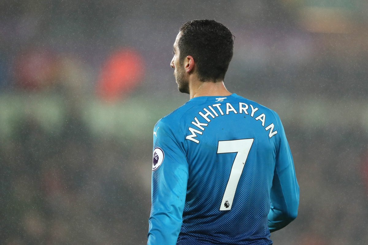 info for fd656 7043e Henrikh Mkhitaryan To Wear Different Shirt Number In Europa ...