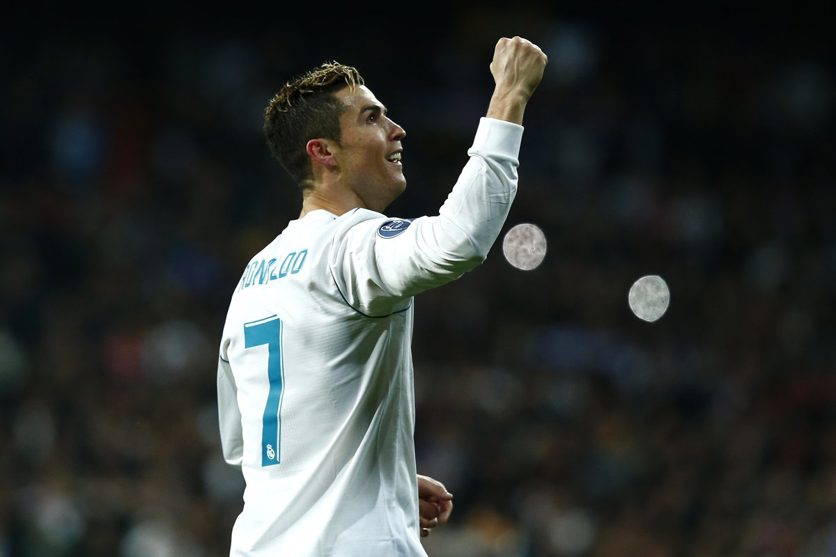 online store 9f062 f68e4 WATCH: Cristiano Ronaldo's Towering Header Ends PSG ...