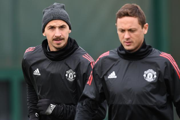 Nemanja Matic's farewell to Zlatan Ibrahimovic is just as brilliant as Eric Bailly's ruthless goodbye