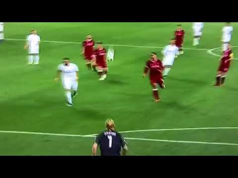 VIDEO: Karius Makes the Worst Mistake in Goal You Will Ever See!