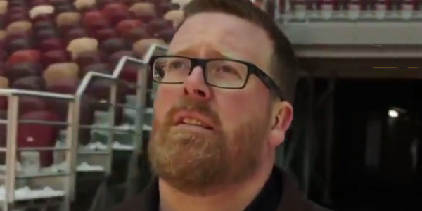 VIDEO: Frankie Boyle gives his thoughts on Russia ahead of the World Cup