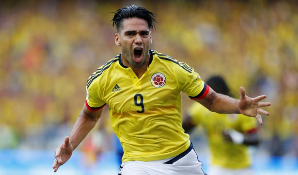 WATCH: Radamel Falcao scores his first ever World Cup goal