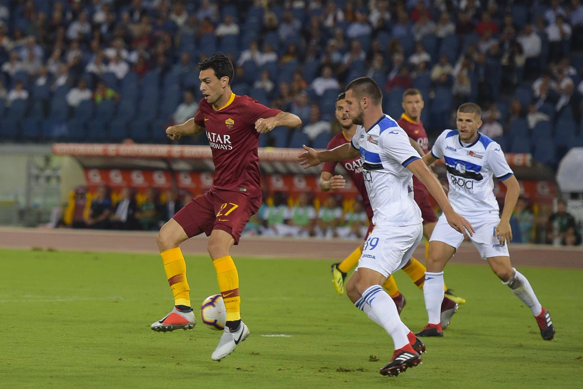 WATCH: Javier Pastore scores outrageous back-heel goal on Roma league debut