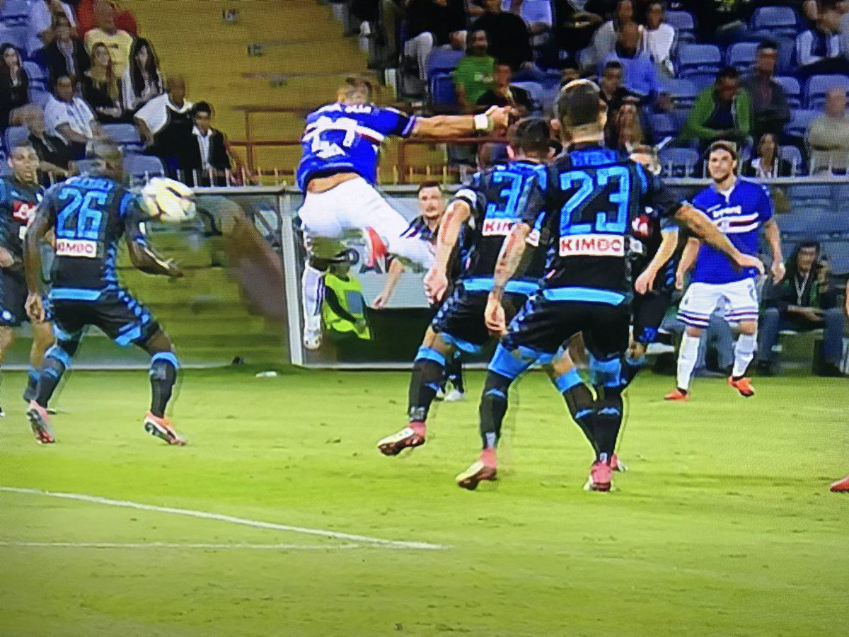 WATCH: Goal of the season contender was scored in Serie A over the weekend