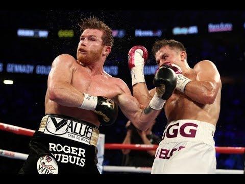 VIDEO: Canelo vs. GGG 2 – Full Fight HD