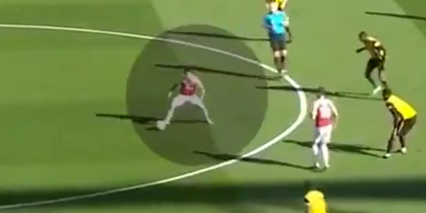 WATCH: Unbelievable video proves just how important Lucas Torreira is to Arsenal