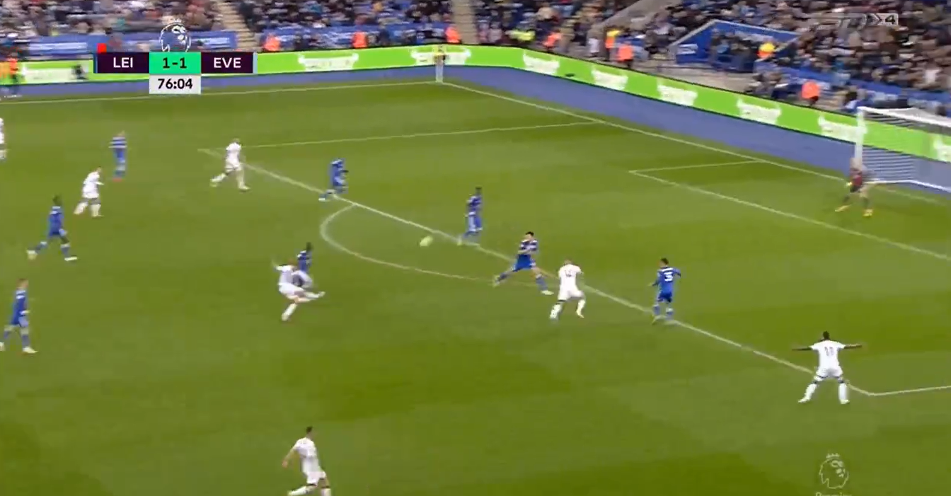 WATCH: Sigurdsson Scores A Screamer After Brilliant Cruyff Turn