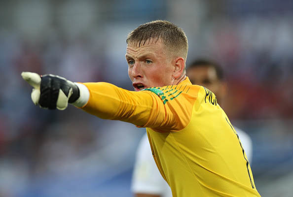 WATCH: Everyone Loves What You Can Hear Jordan Pickford Screaming At Rashford When They Played Spain