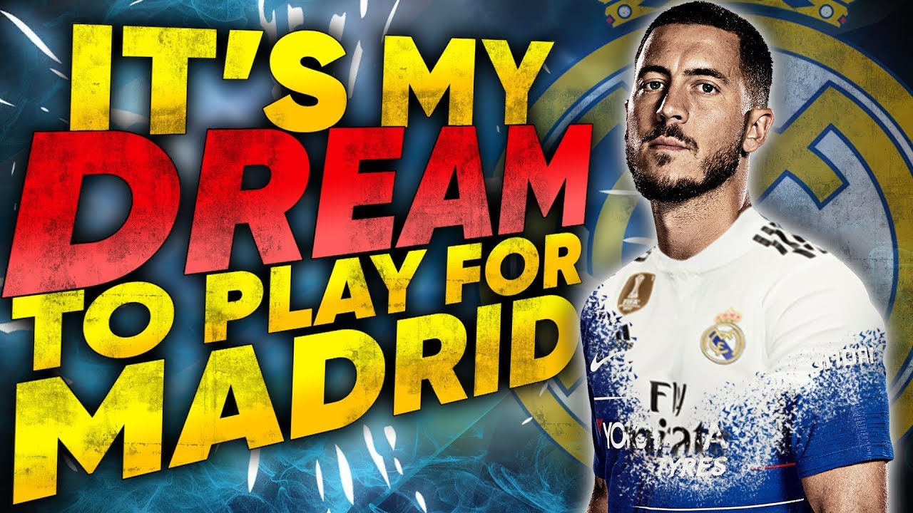 WATCH: Eden Hazard Reveals He Could Leave Chelsea For Real Madrid In January! | Transfer Talk