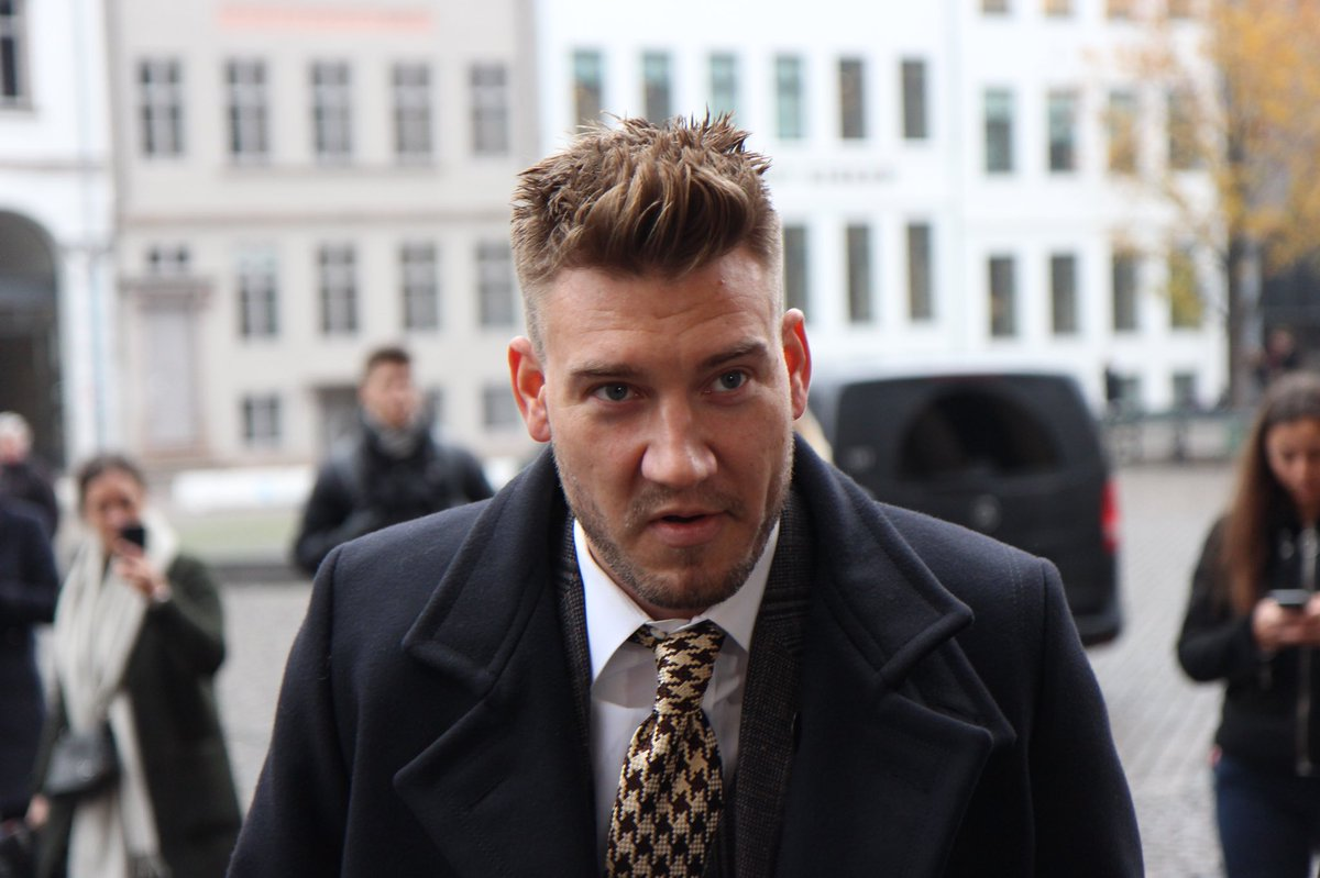 Nicklas Bendtner has been sentenced to prison for assault on a taxi driver