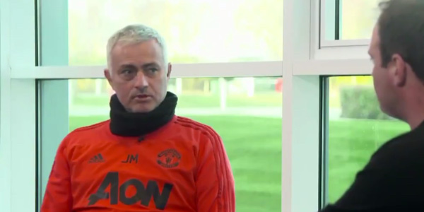 WATCH: José Mourinho absolutely roasts current Liverpool team during Soccer AM interview