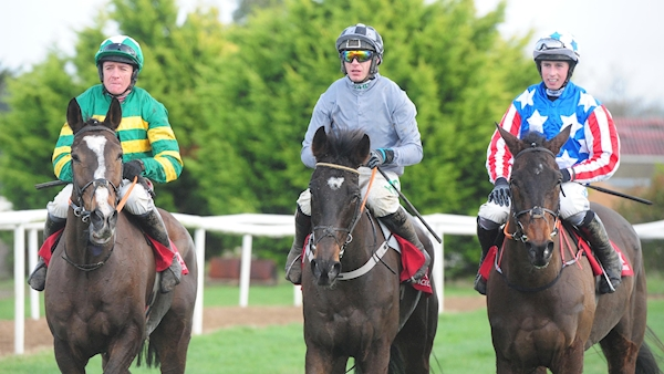 Castlegrace Paddy shines in Hilly Way Chase win at Cork
