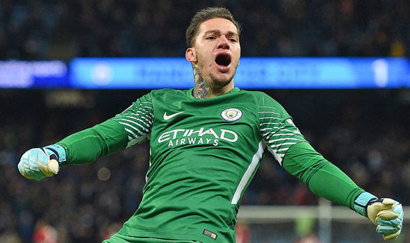 WATCH: Manchester City's Ederson pulls off the cheeky no-look pass