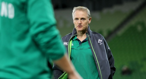 Joe Schmidt: 'Never say never' on possible coaching return