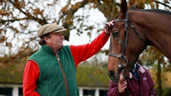 Three-time Champion Hurdle runner-up My Tent Or Yours retired