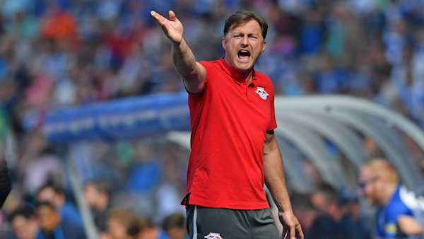 Southampton appoint Ralph Hasenhüttl as new manager