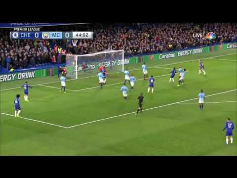VIDEO: N'Golo Kante Goal vs Manchester City