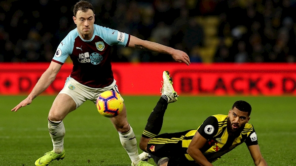 Watford held in Burnley stalemate following Graham Taylor tributes