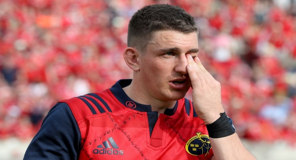 Report: Ian Keatley to leave Munster at end of season