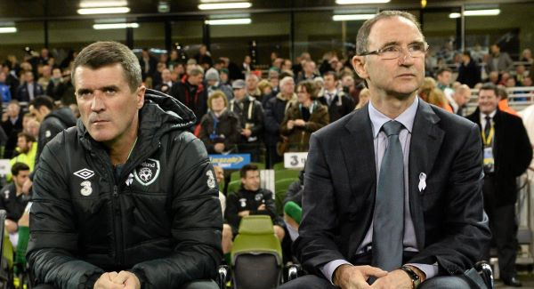 Roy Keane and Martin O'Neill linked with Nottingham manager role
