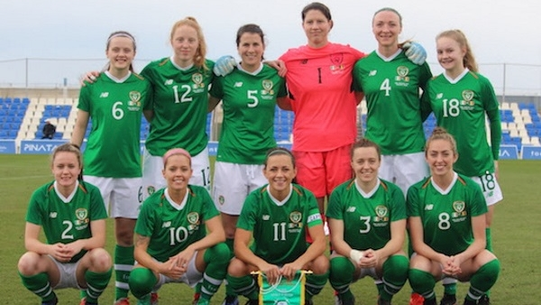 Ireland narrowly defeated by Belgium in friendly