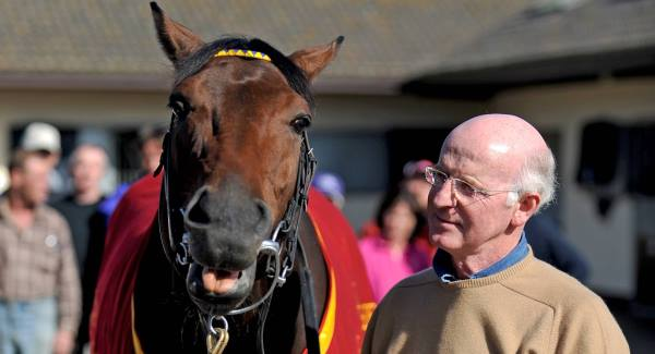 John Oxx and Patrick Prendergast to join forces in training dream team
