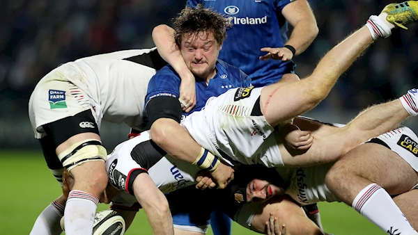 Guinness PRO14: Leinster seconds swat aside Ulster's reserves