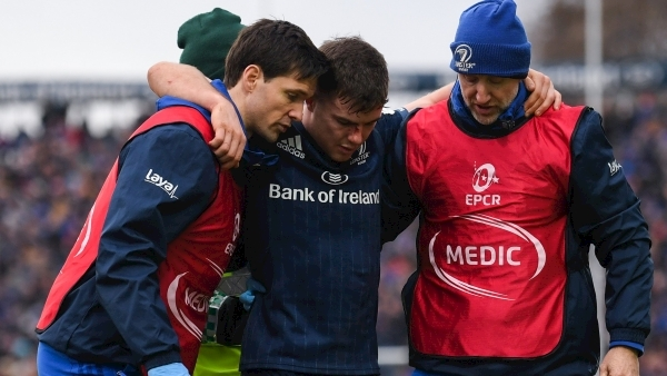 Scrum-half injuries give Joe Schmidt some cause for concern