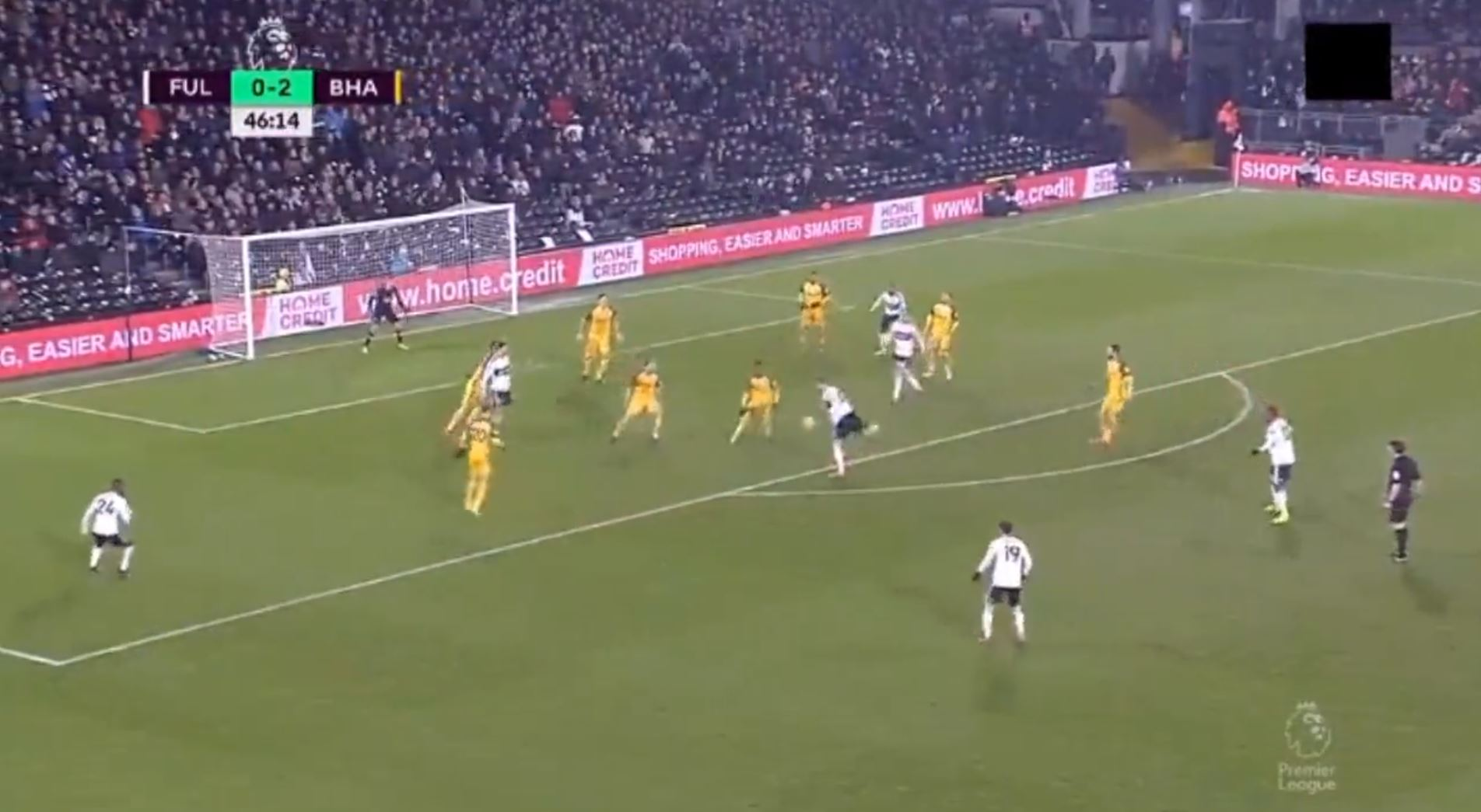 WATCH: Calum Chambers Smashes A Half Volley Into The Top Corner From The Edge Of The Box