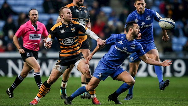 Leinster set-up Champions Cup quarter-final with Ulster; Munster will travel to Edinburgh